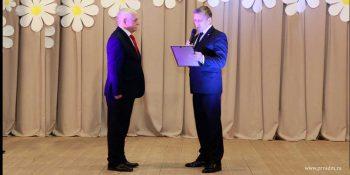 Валерий Хорев поздравил сотрудников совхоза «Первоуральский» с профессиональным праздником