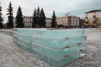 Сколько нужно льда, чтобы построить замок Снежной королевы?