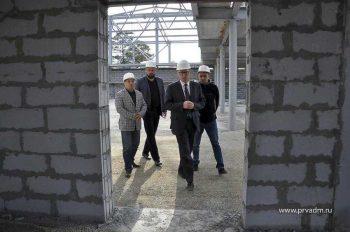 За строительством ФОКа в Билимбае лично следит глава Первоуральска