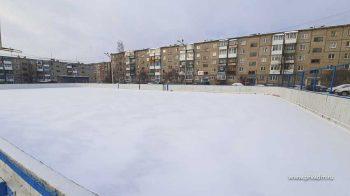 Где покататься на коньках? Карта городских площадок