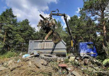 В Первоуральске ликвидируют 80 несанкционированных свалок