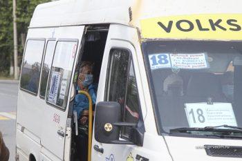 В Певроуральске проходят рейды по соблюдению масочного режима в общественном транспорте