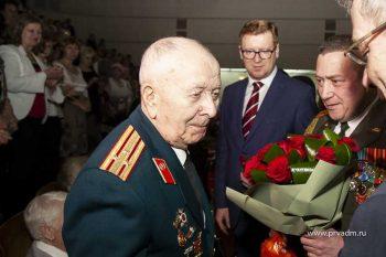 В Первоуральске прошло торжественное собрание, посвященное Дню защитника Отечества