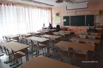 В первоуральских школах готовятся к переходу на дистанционное обучение