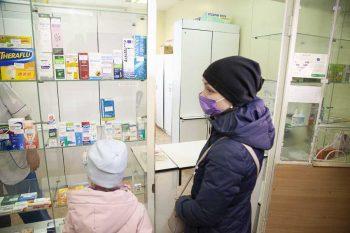 Информация о местах реализации защитных масок