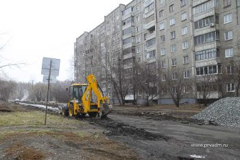 В Первоуральске начались дорожные ремонты