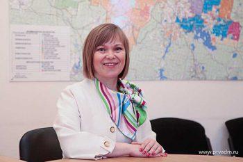 Управление образования городского округа Первоуральск возглавила Ольга Ошуркова