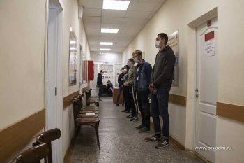 В Первоуральске стартовала отправка новобранцев на воинскую службу