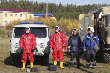 В Первоуральске сегодня проходит всероссийская штабная тренировка по гражданской обороне