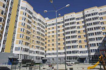 Минстрой совместно с ОНФ и администрацией Первоуральска осмотрели квартиры, куда вскоре переедут жильцы аварийных домов