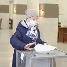 В Первоуральске открылись избирательные участки
