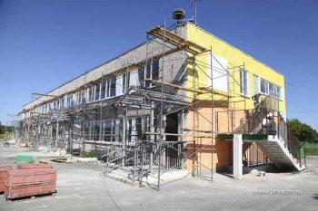 В школах Первоуральска начались капитальные ремонты