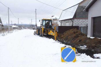 В Билимбае завершается строительство сетей для водоснабжения нового ФОКа, школы и частных домов