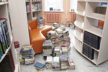 Из обычной – в модельную. Библиотеку Билимбая модернизируют в рамках нацпроекта «Культура»