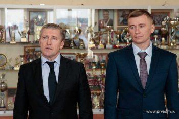 У муниципального бюджетного учреждения физической культуры и спорта «Старт» новый руководитель