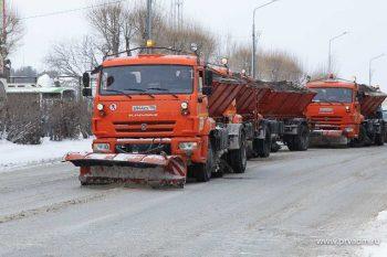 Администрация говорит: Уборка от снега и посыпка дорог в Первоуральске