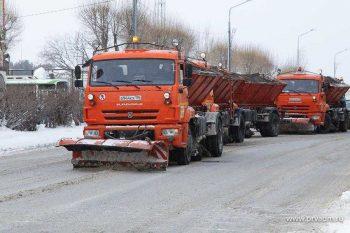 Коммунальные службы Первоуральска оперативно очистили дороги