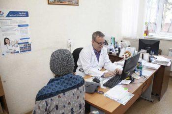 Более четырех тысяч жителей Первоуральска прошли диспансеризацию с начала года