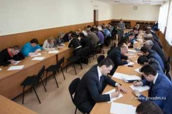 Тотальный диктант написали в администрации Первоуральска