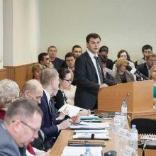 Бюджет городского округа Первоуральск принят в первом чтении