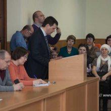 В администрации вновь ответили на вопросы председателей уличных комитетов