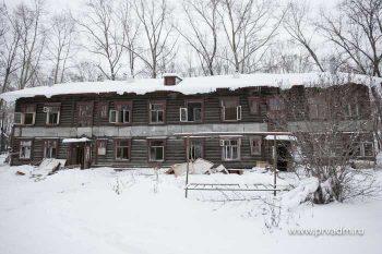 На Хромпике начался снос расселенных домов