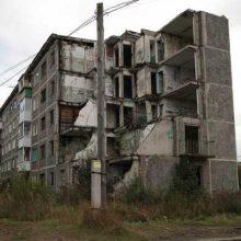 Разрушенный дом в Вересовке проверила прокуратура