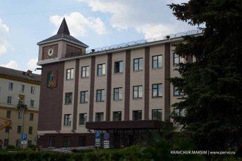 Вручение наград от Законодательного Собрания Свердловской области