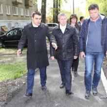 Валерий Хорев провел выездное совещание по карте ремонтируемых дорог