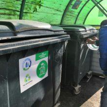 В Первоуральске установят баки для раздельного сбора мусора