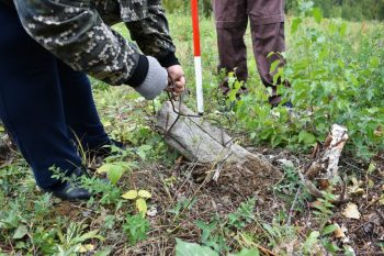 Свердловский Росреестр напоминает о геодезических пунктах и необходимости их охраны