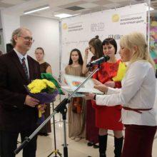 В честь юбилея Первоуральской детской художественной школы открылась выставка