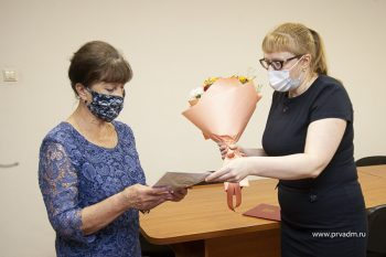 Вдова чернобыльца получила сертификат на улучшение жилищный условий
